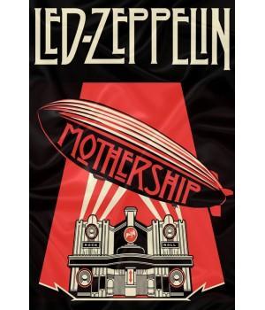 """Флаг """"Led Zeppelin"""""""