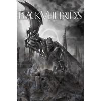 """Флаг """"Black Veil Brides"""""""
