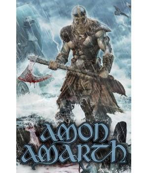 "Флаг ""Amon Amarth"""
