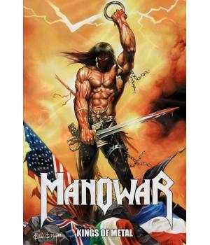 "Флаг ""Manowar"""