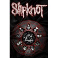 """Флаг """"Slipknot"""""""