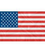 """Флаг """"USA (США, Америки)"""""""