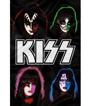 """Флаг """"Kiss"""""""