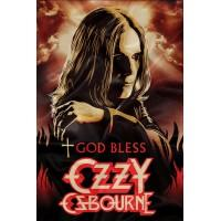 """Флаг """"Ozzy Osbourne"""""""