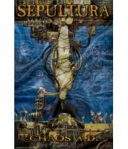"Флаг ""Sepultura"""