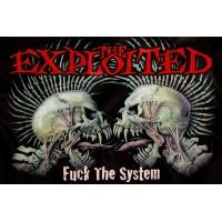 "Флаг ""The Exploited"""