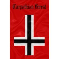 "Флаг ""Carpathian Forest"""