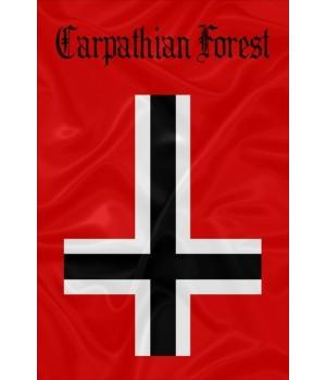 "Флаг ""Carpathian Forest"""