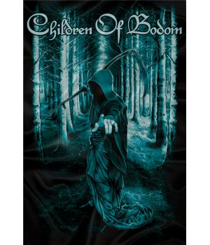"Флаг ""Children Of Bodom"""