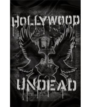 "Флаг ""Hollywood Undead"""