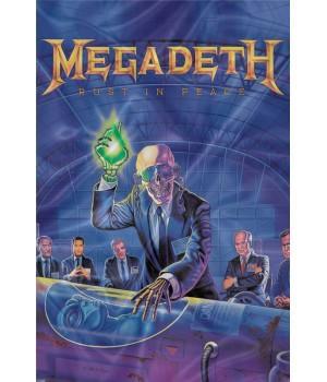 """Флаг """"Megadeth"""""""