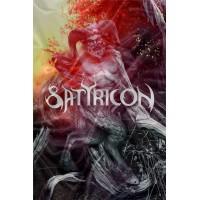 "Флаг ""Satyricon"""