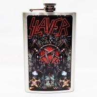 """Фляга стальная """"Slayer"""" 10 oz"""