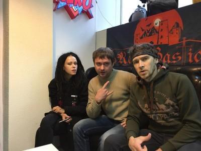 """2016-11-11 - Автограф-сессия группы """"Слот"""" в Бастионе"""