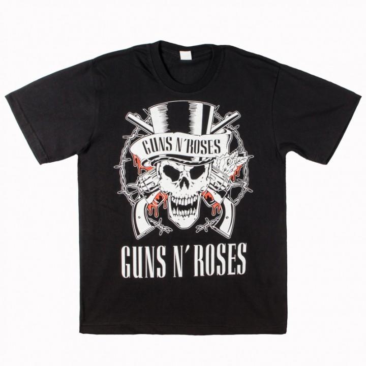 "Футболка ""Guns N' Roses"" (949)"