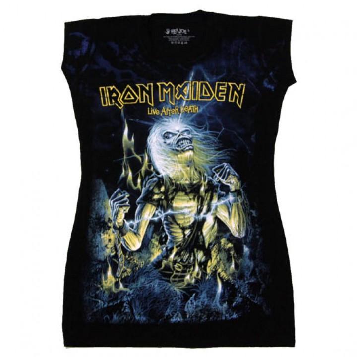 """Туника """"Iron Maiden"""" (495)"""
