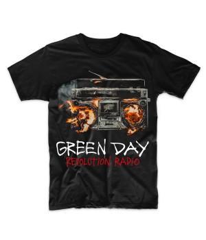 "Футболка ""Green Day"""