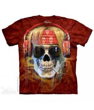 """Футболка """"Rocker Skull"""""""