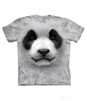 "Футболка ""Big Face Panda"""
