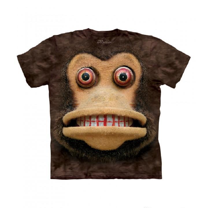 "Футболка ""Cymbal Monkey"" (10675)"