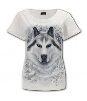"""Футболка женская """"White Wolf"""""""