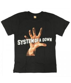 "Футболка ""System Of A Down"""