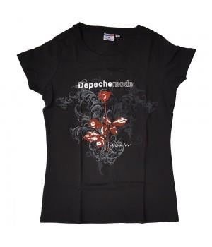 """Футболка женская """"Depeche Mode"""""""