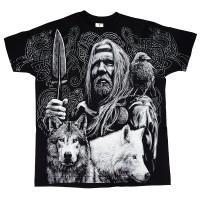 """Футболка """"Viking Odin (Викинг)"""""""