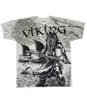 "Футболка ""Viking Valhalla (Викинг)"""