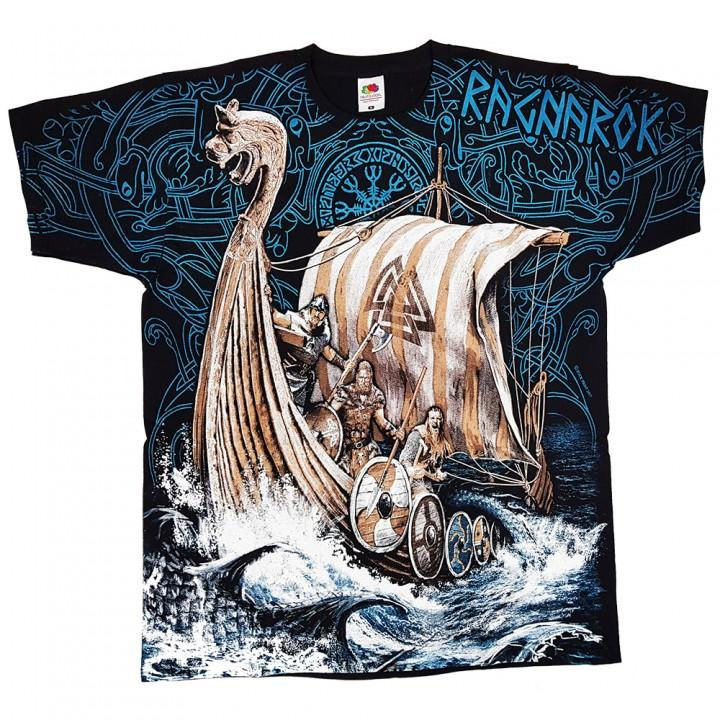 "Футболка ""Viking Ragnarok II (Викинг)"" (11561)"