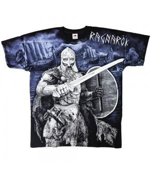 """Футболка """"Viking Ragnarok (Викинг)"""""""