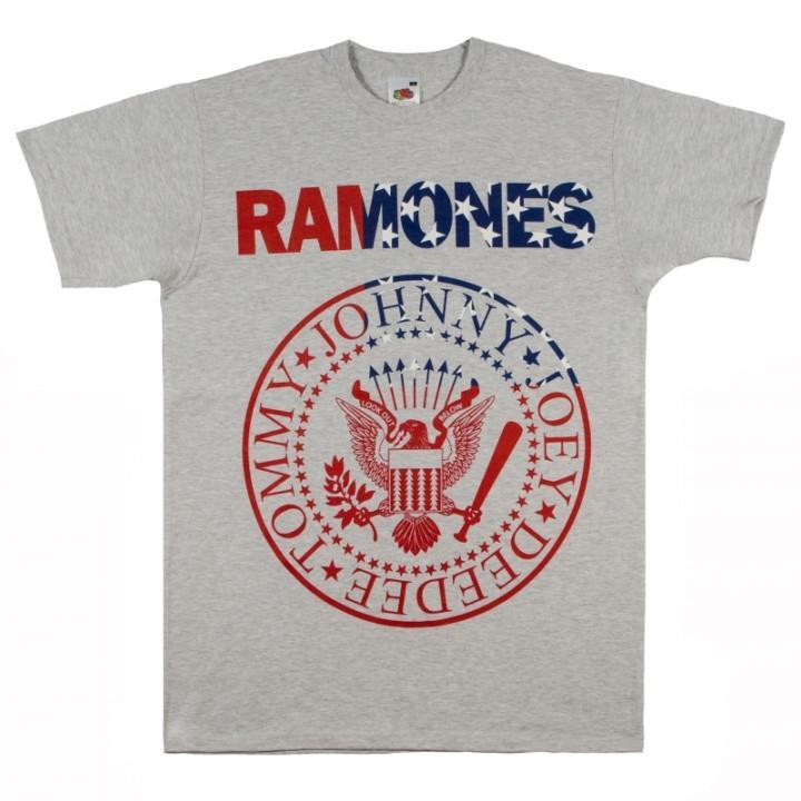 """Футболка """"Ramones"""" (474)"""