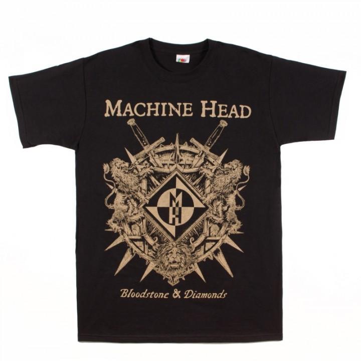 """Футболка """"Machine Head"""" (470)"""