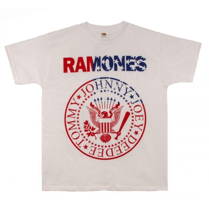 """Футболка """"Ramones"""" (475)"""