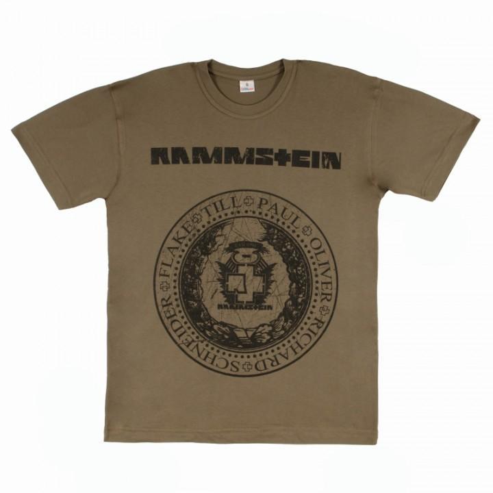 "Футболка ""Rammstein"" (473)"