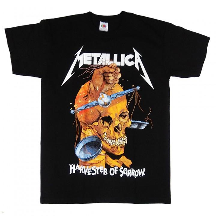 """Футболка """"Metallica"""" (1782)"""