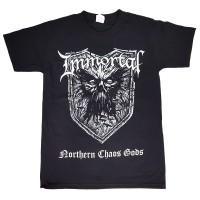 "Футболка ""Immortal (Northern Chaos Gods)"""