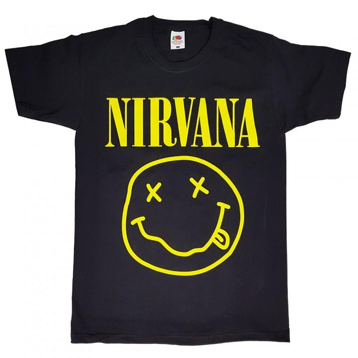 """Футболка """"Nirvana"""" (954)"""
