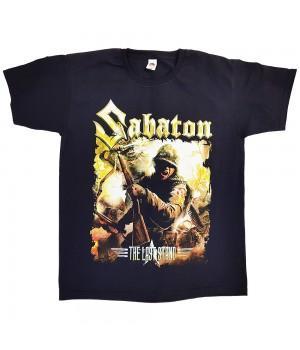 "Футболка ""Sabaton"""