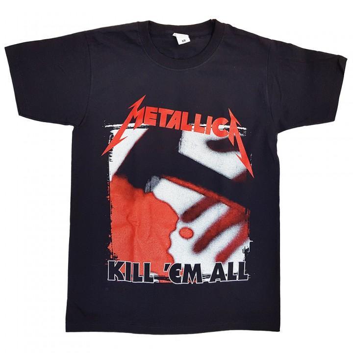 """Футболка """"Metallica"""" (455)"""