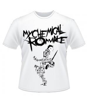"Футболка ""My Chemical Romance"""