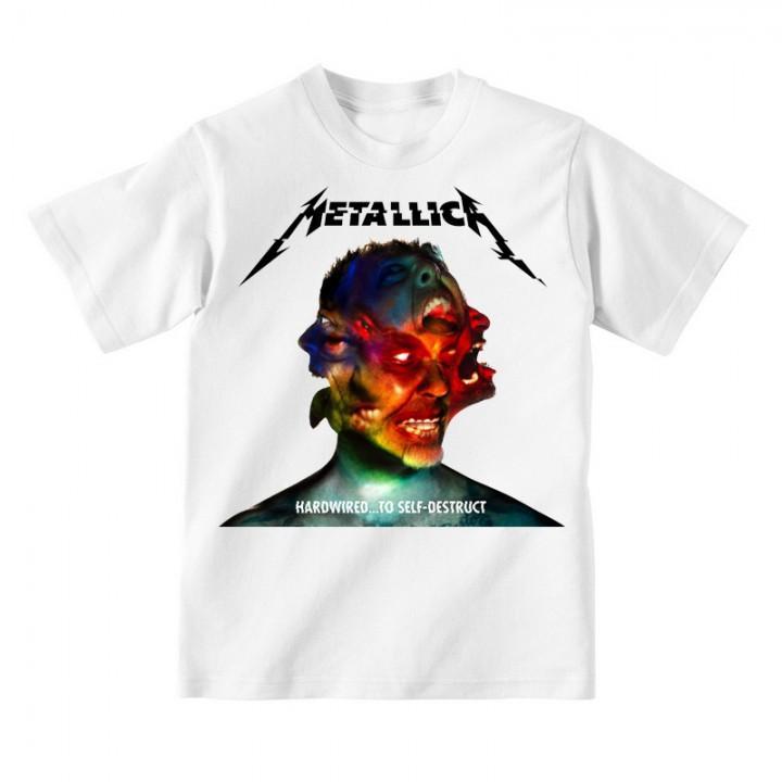 """Футболка """"Metallica"""" (519)"""