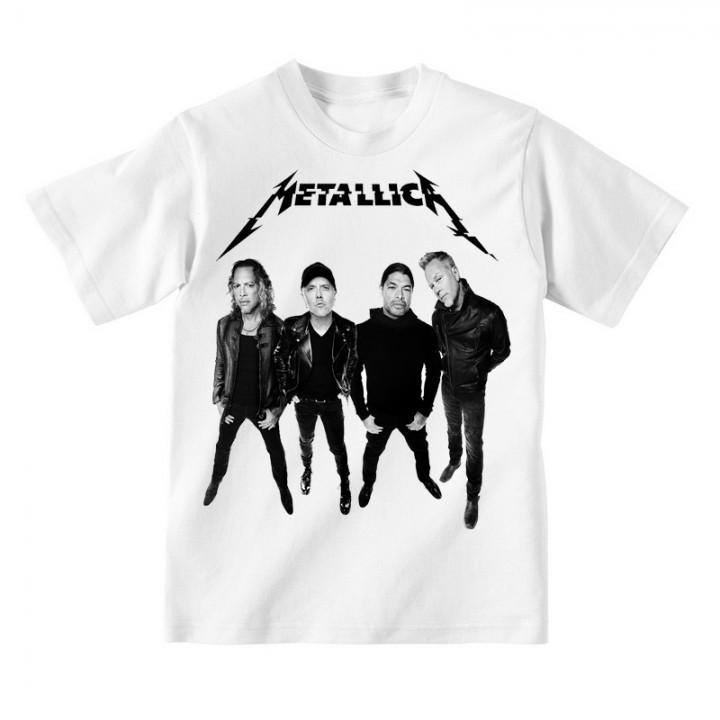 """Футболка """"Metallica"""" (520)"""