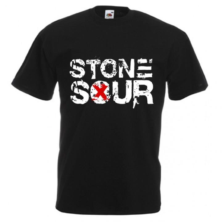 "Футболка ""Stone Sour"" (551)"