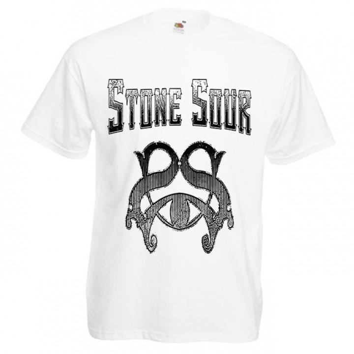 "Футболка ""Stone Sour"" (554)"