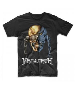 """Футболка """"Megadeth"""""""
