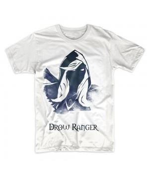 "Футболка ""Dota 2 (Drow Ranger)"""