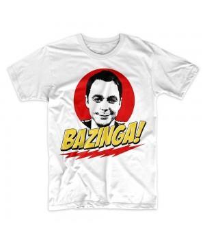 "Футболка ""The Big Bang Theory (Теория большого взрыва)"""