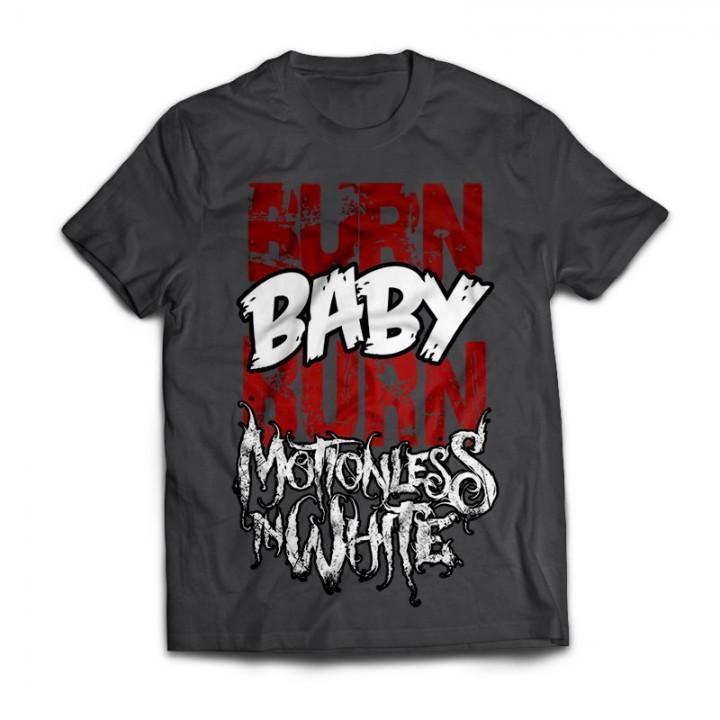 "Футболка ""Motionless In White"" (7834)"