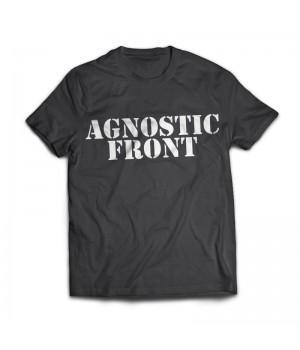 "Футболка ""Agnostic Front"""